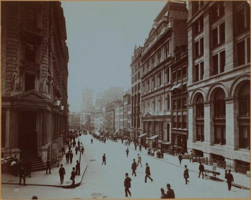 A new interactive website is essentially Google Maps street view for old time New York City
