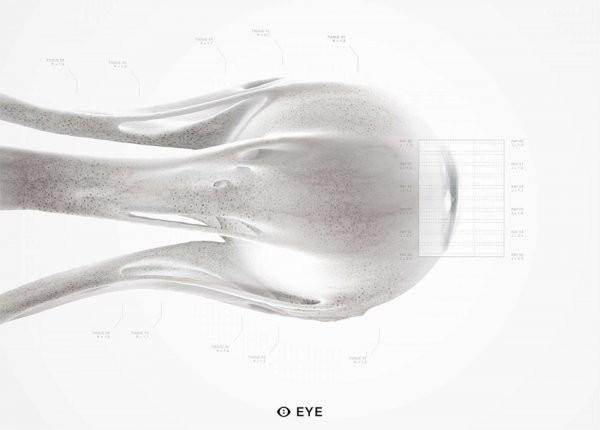 A biotech startup is creating fake eyes to enhance human vision