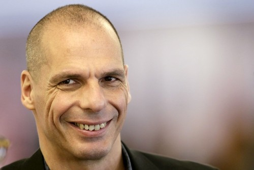 Greece's finance minister channels FDR: 'I welcome their hatred'