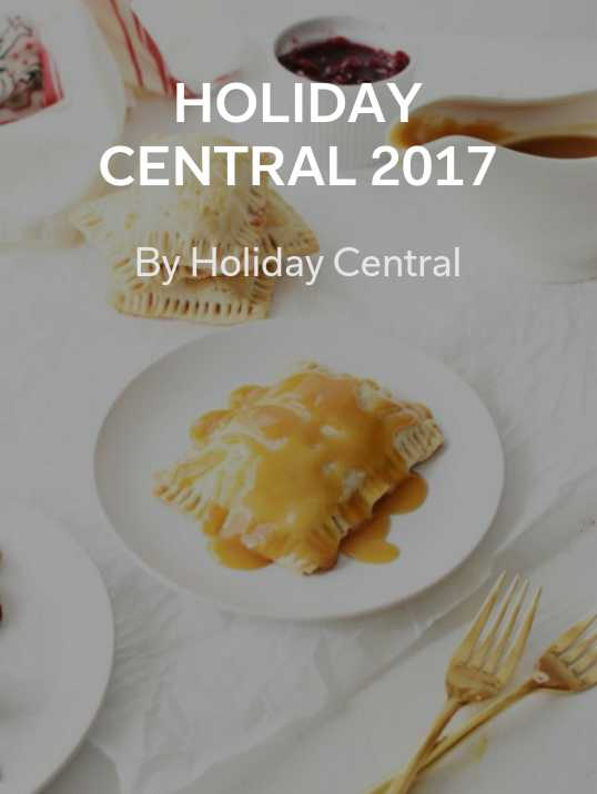 Click here to visit Flipboard's Holiday Central Magazine