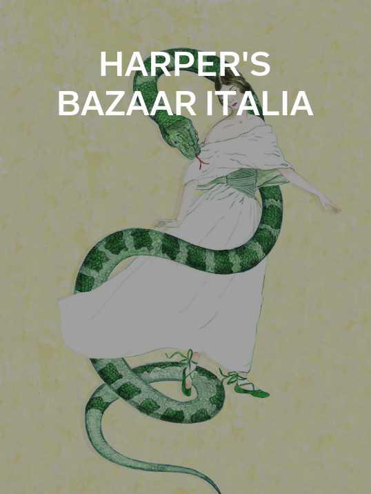 Segui le riviste di Harper's Bazaar