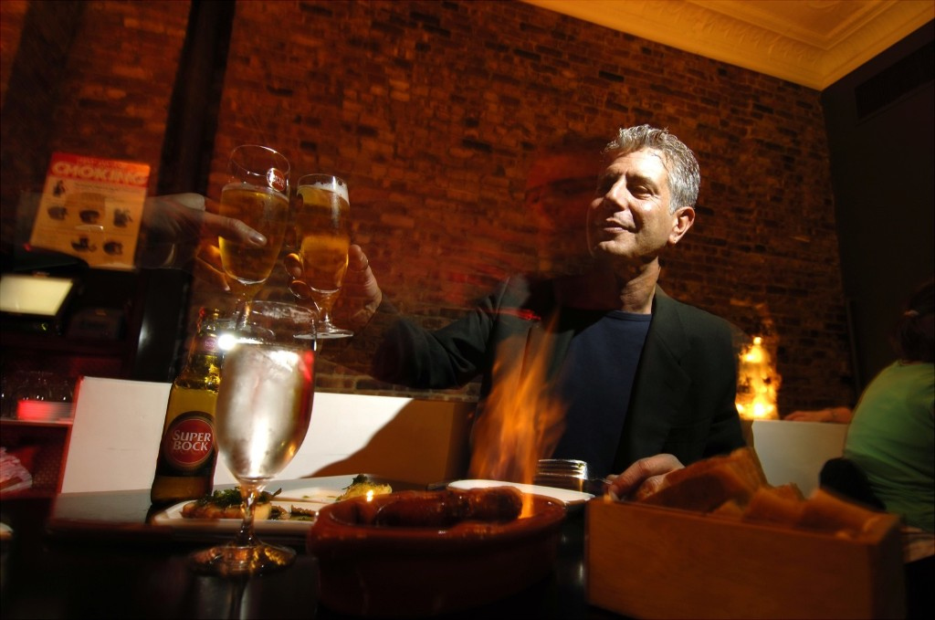 Anthony Bourdain in 2006. James Keivom/NY Daily News Archive via Getty Images