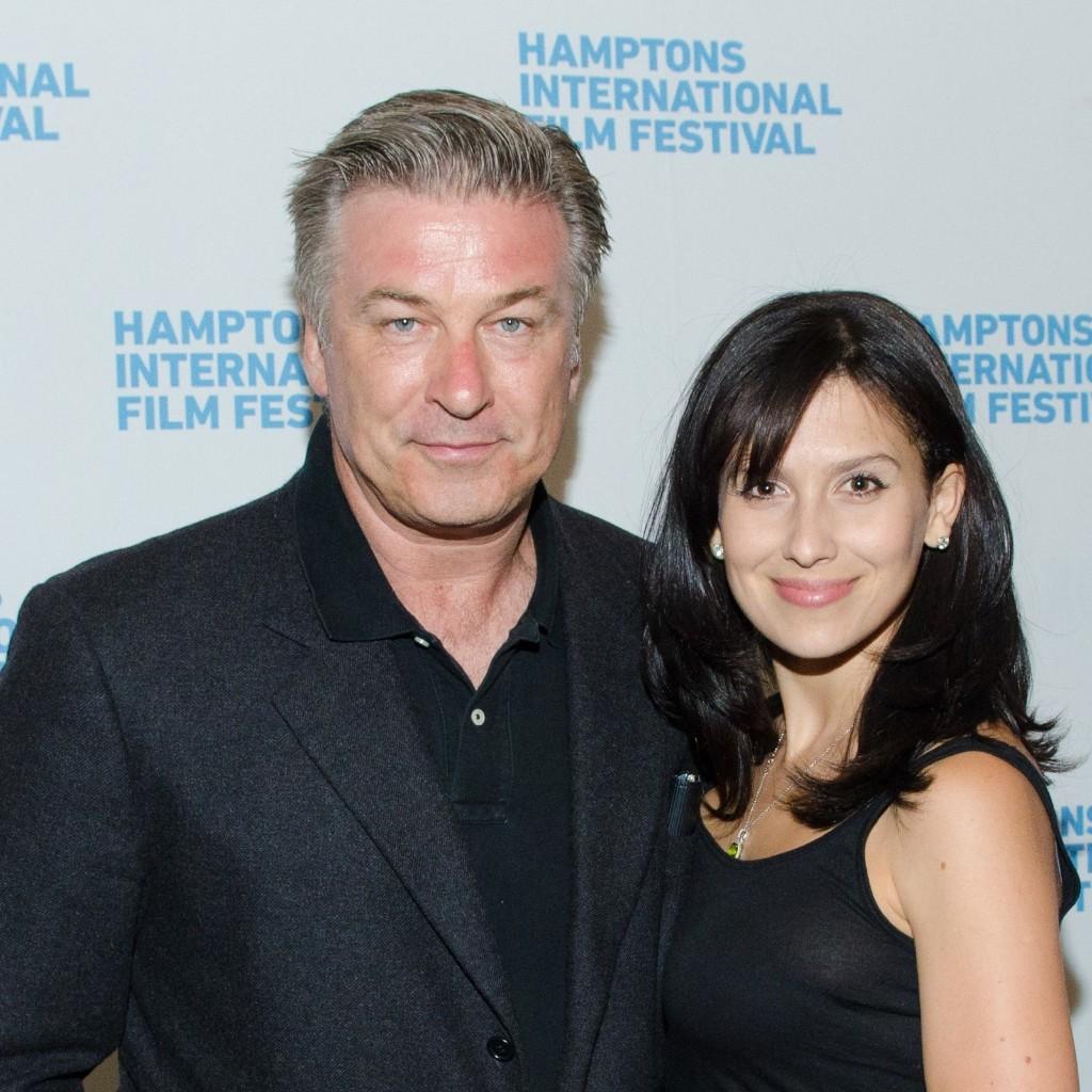 Alec and Hilaria Baldwin attend the Hamptons SummerDocs Series. Scott Roth/Invision/AP