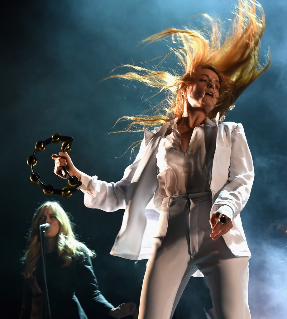 Florence Welch of Florence and the Machine during day 3. Kevin Winter/Getty Images for Coachella