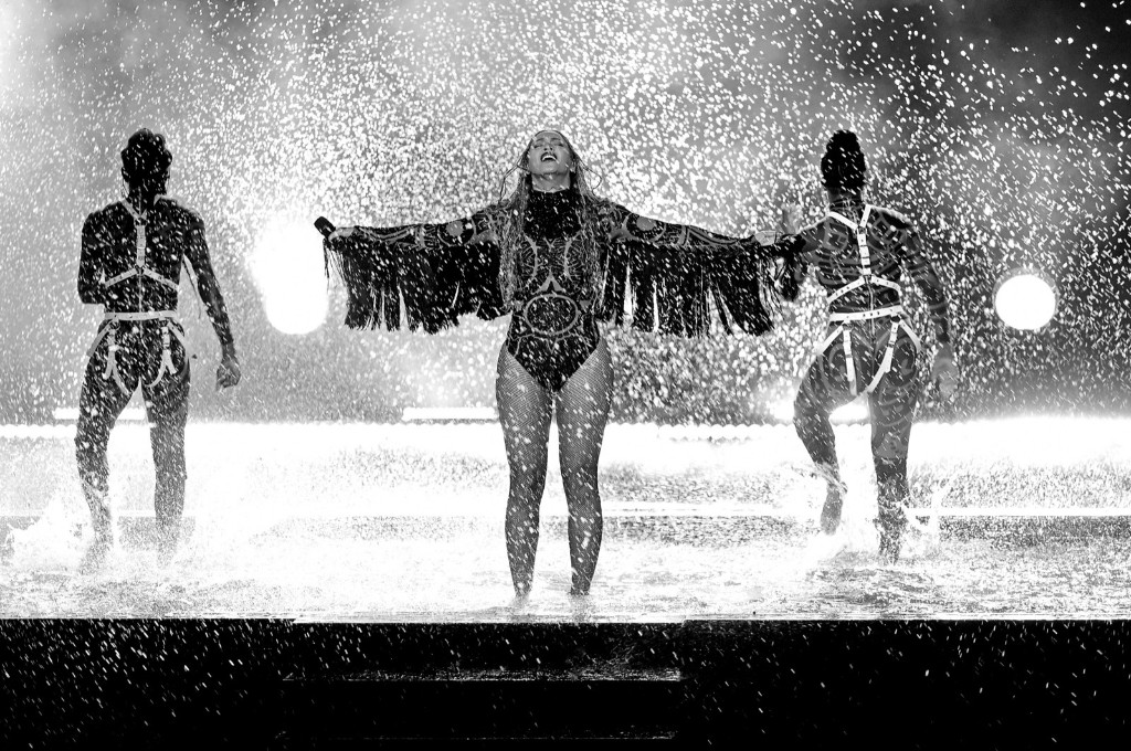Beyonce performs onstage during the 2016 BET Awards. Kevin Winter/BET/Getty Images for BET