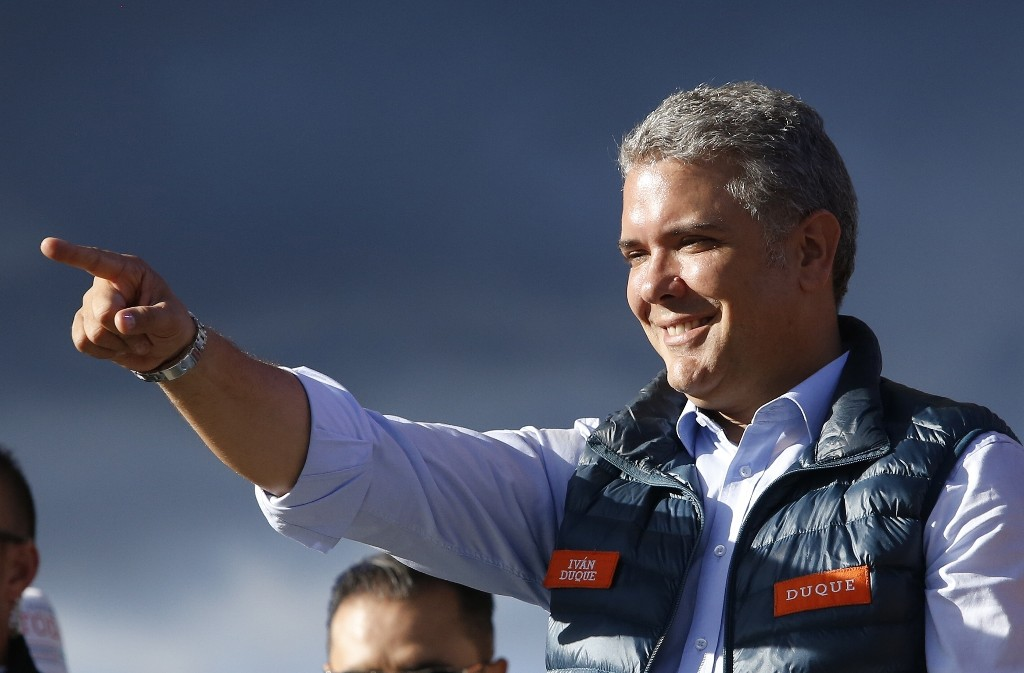 Doubts loom over Colombia peace deal with hawk's election