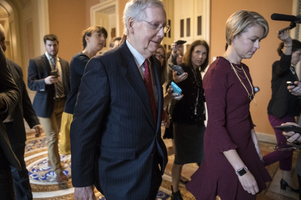 With newfound aggressiveness, GOP ramps up Kavanaugh fight