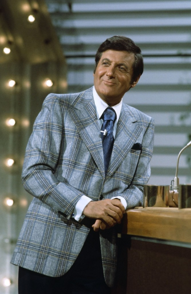 'Let's Make a Deal' host Monty Hall in 1977. NBCU Photo Bank via Getty Images