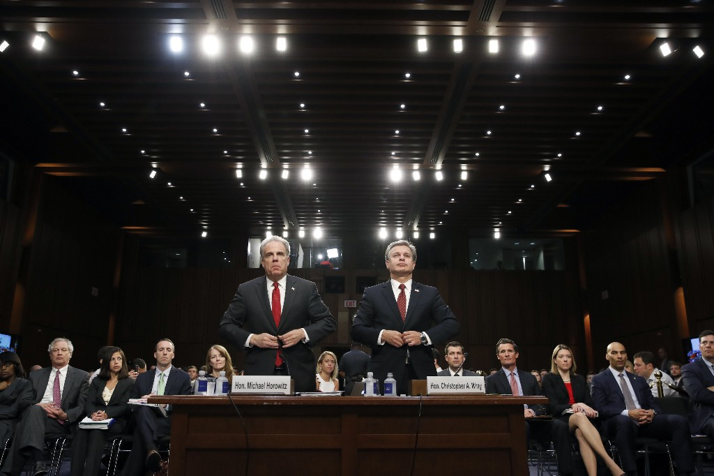 FBI won't repeat mistakes noted in watchdog