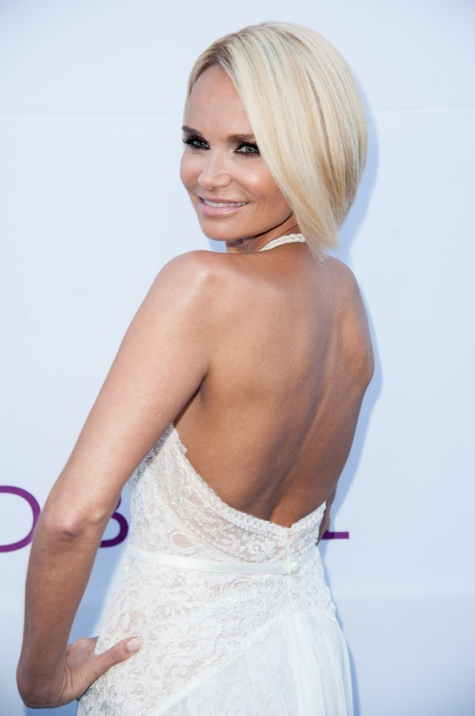 Kristin Chenoweth at the Hollywood Bowl Hall of Fame. Richard Shotwell/Invision/AP