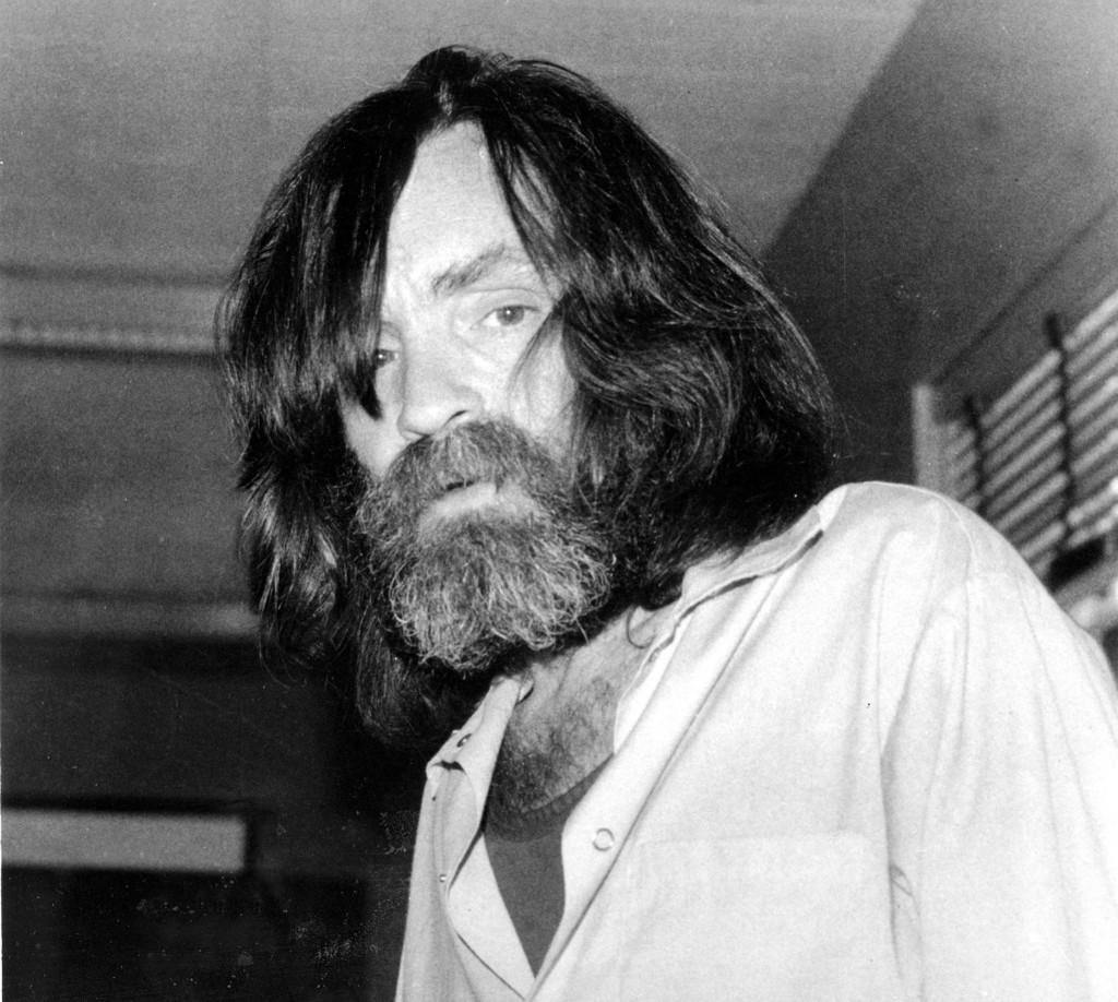 Charles Manson in 1981. AP Photo