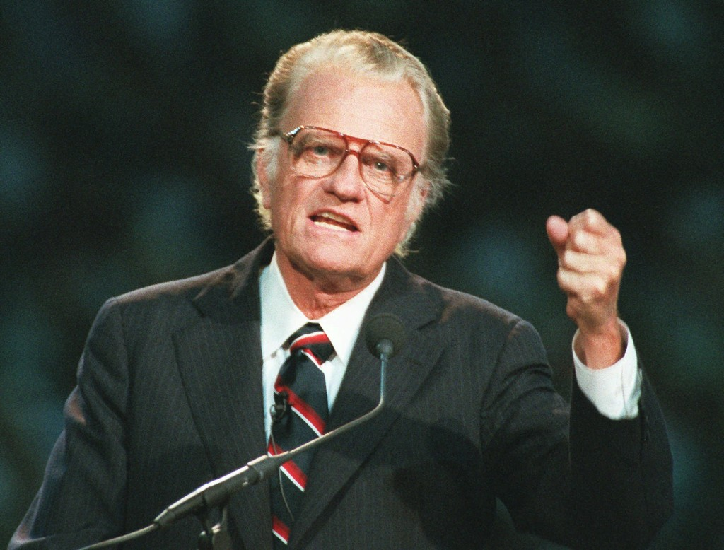 Billy Graham dies: 'America's Pastor,' adviser to presidents