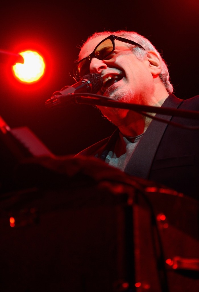 Donald Fagen of Steely Dan during day 1. Frazer Harrison/Getty Images for Coachella