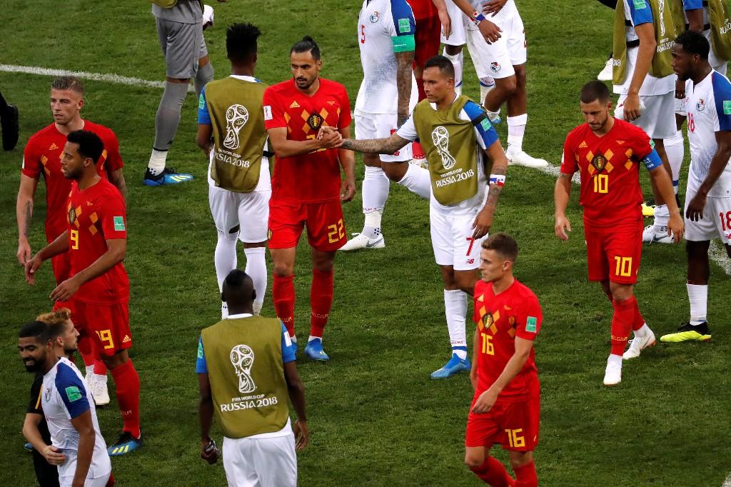 Lukaku double as Belgium outclass brave Panama