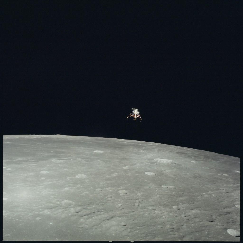 Apollo 15 Lunar Module. NASA Photo