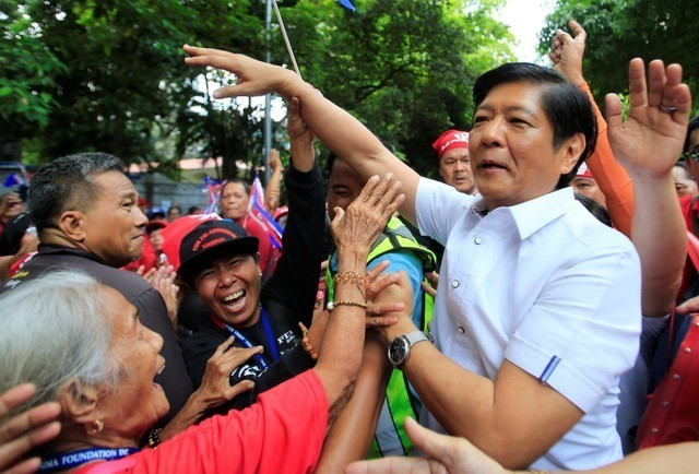 Philippines' Duterte could resign if Marcos Jr becomes VP