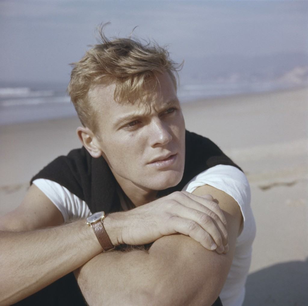 Tab Hunter in 1955. Archive Photos/Getty Images