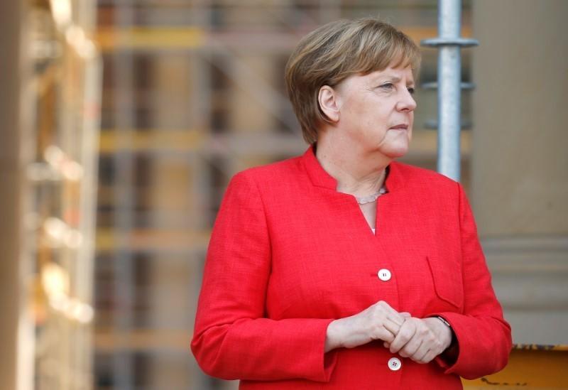 Merkel likely to discuss Russia during U.S. visit next week