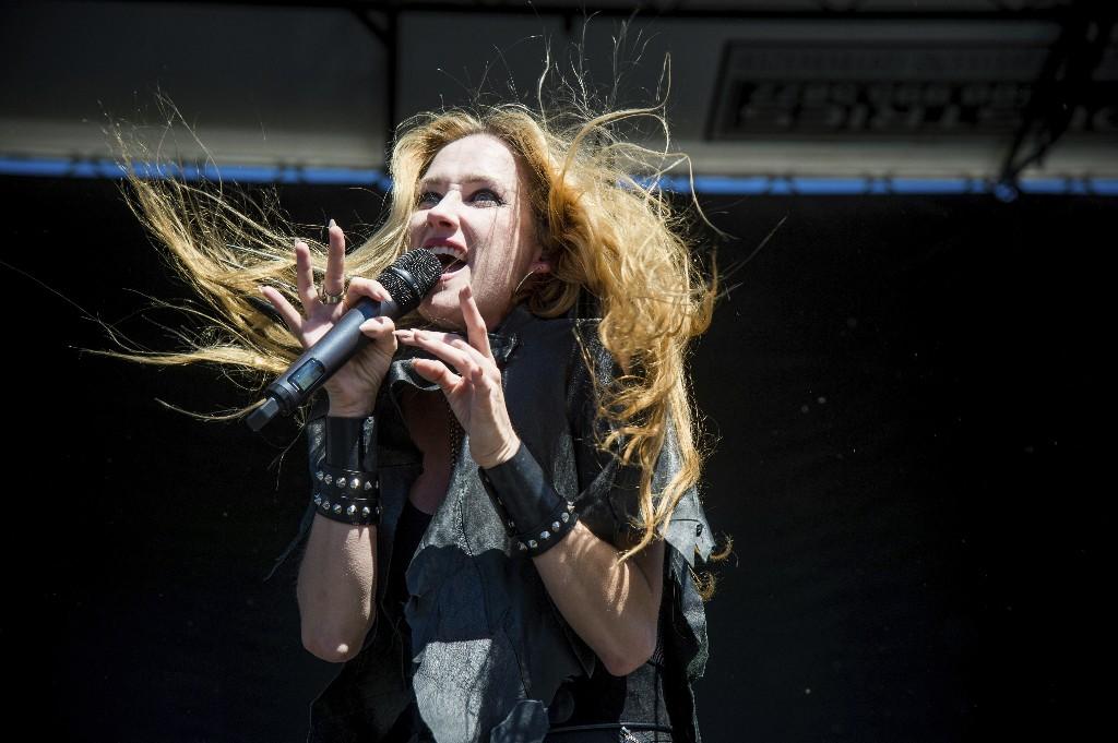 Jill Janus, singer of the metal band Huntress, dies at 43