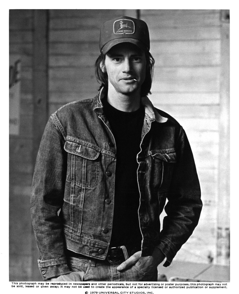 Actor and playwright Sam Shepard in 1980. Michael Ochs Archives/Getty Images