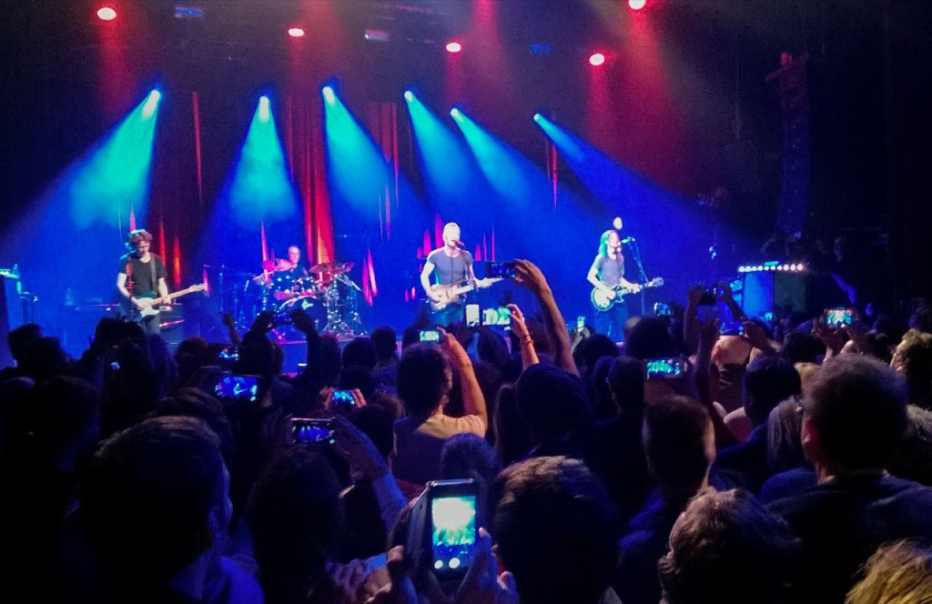 Sting reopens the Bataclan, the revered Paris concert hall where jihadists massacred 90 people, with a hugely symbolic show to mark the first anniversary of France's bloodiest terror attacks. STRINGER/AFP/Getty Images