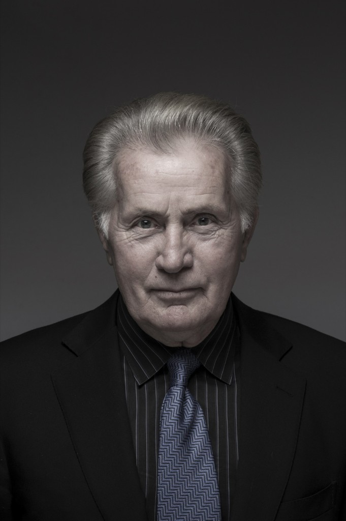 Martin Sheen during portrait session at the 10th Annual Dubai International Film Festival Sunday. Gareth Cattermole/Getty Images for DIFF