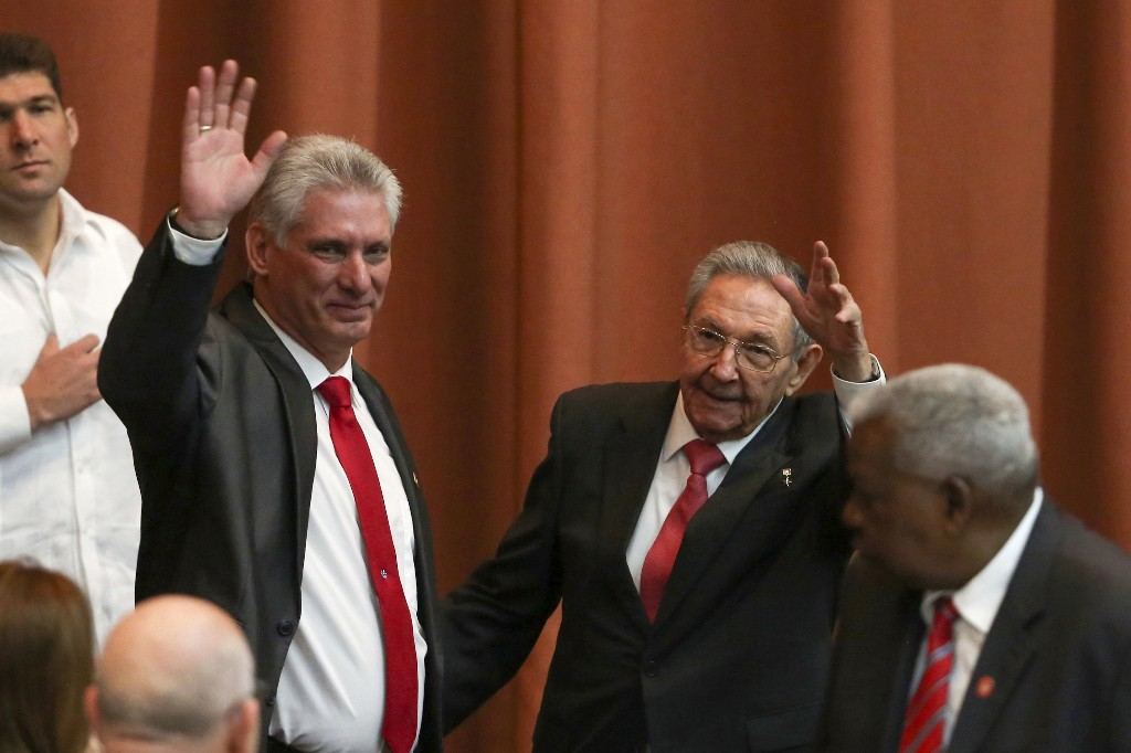 First clues emerge about Cuba's future under new president