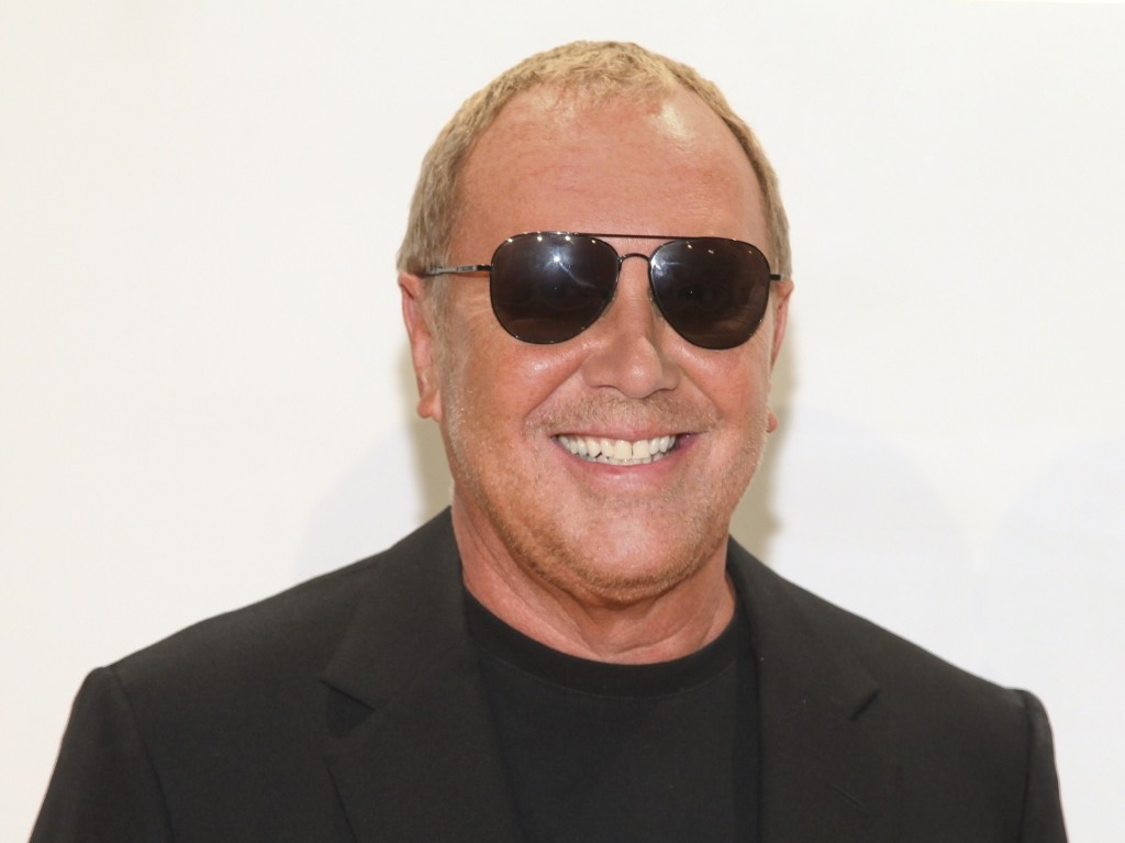 Michael Kors attends his show at The Top of the Standard. Andy Kropa/Invision/AP