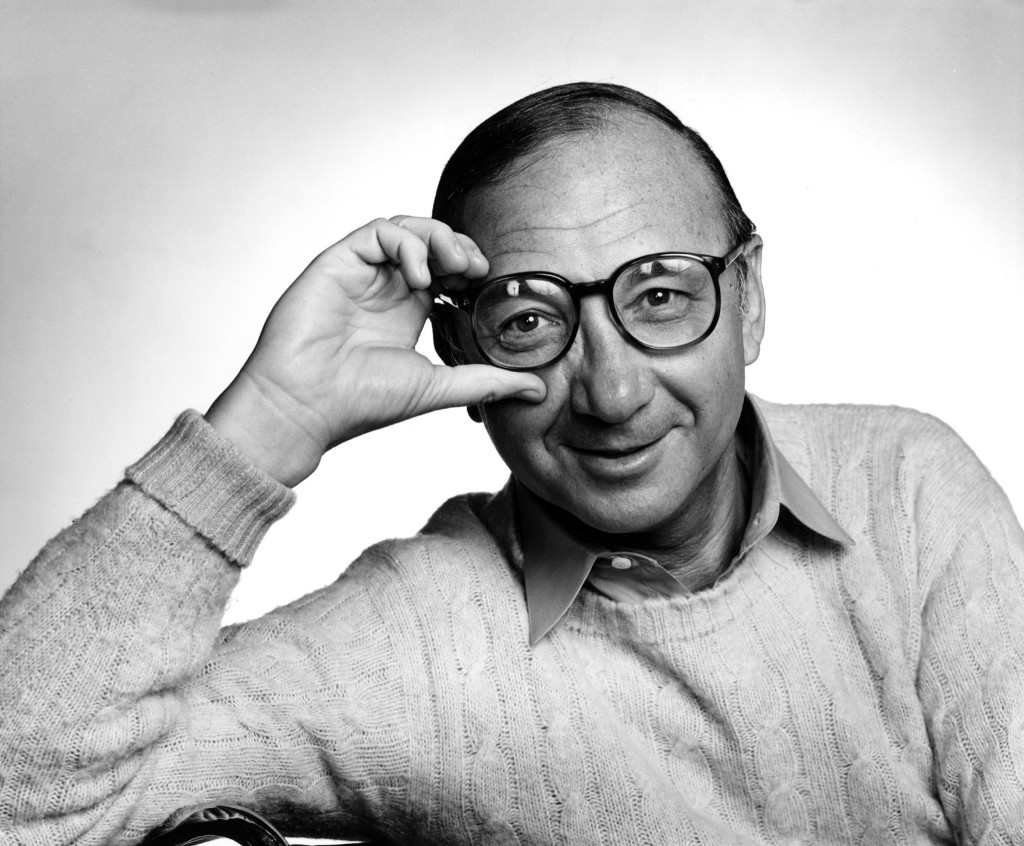 Neil Simon in 1982. Jack Mitchell/Getty Images