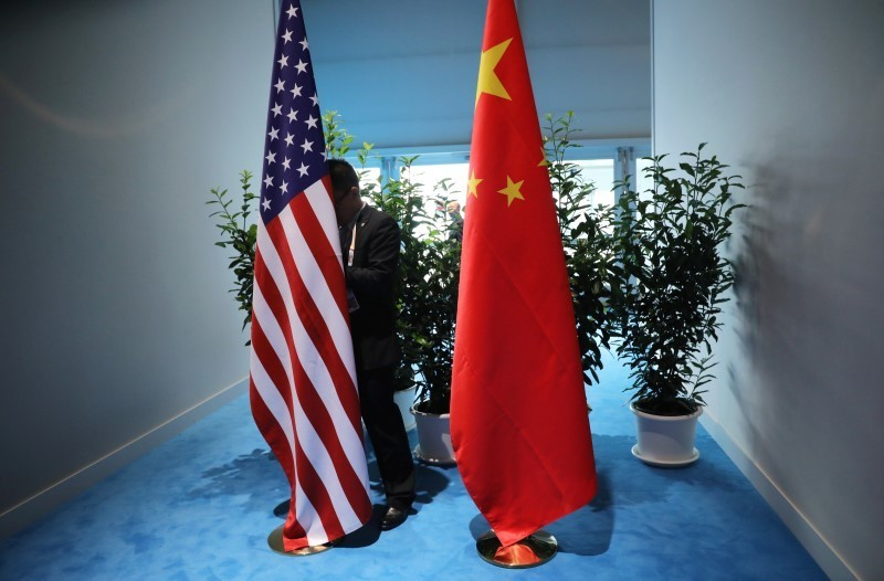 China's top paper says U.S. forcing China to accelerate South China Sea deployments