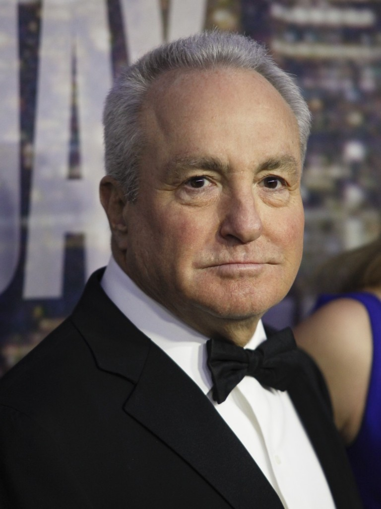 Lorne Michaels attends the SNL 40th Anniversary Special, Sunday, in New York. Andy Kropa/Invision/AP