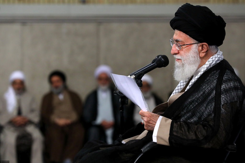 U.S. is trying to make Iran 'surrender' through sanctions