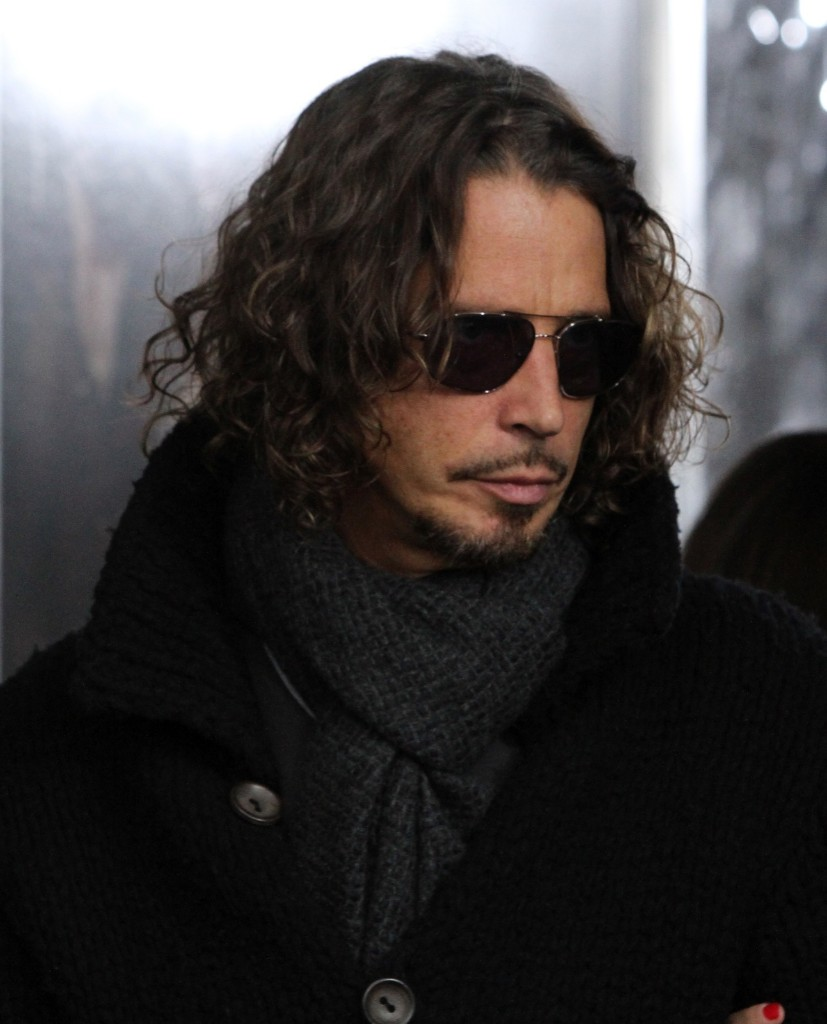 """Chris Cornell attends premiere of """"American Hustle"""" in New York. Monica Schipper/Getty Images for Grey Goose"""