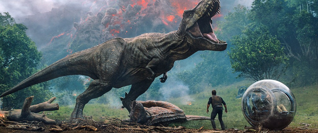 Universal launches plans for third 'Jurassic World' film