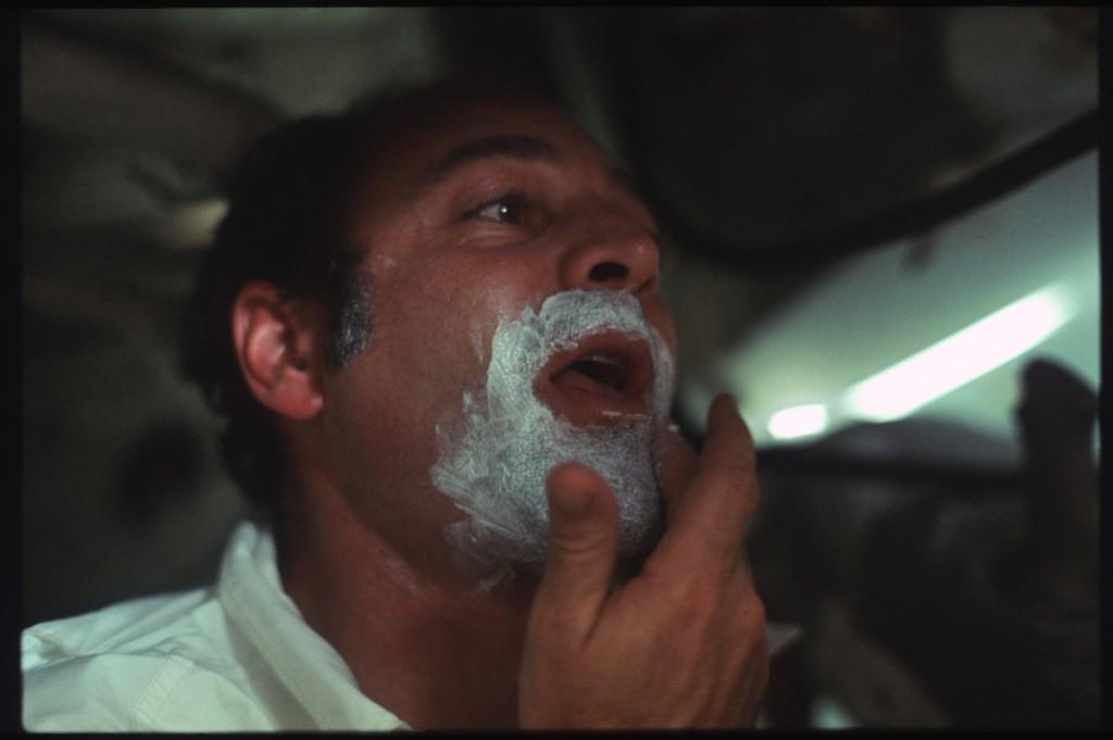 Apollo 17 Lunar Module Pilot Harrison Schmitt. NASA Photo