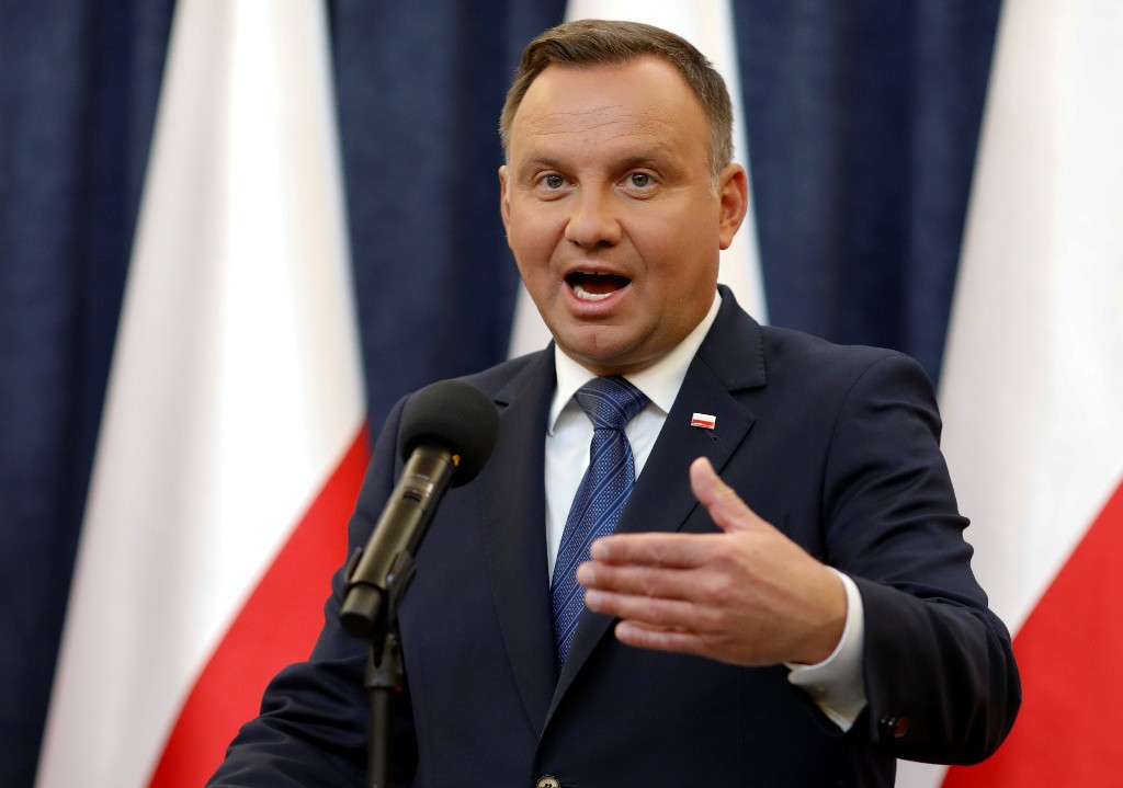 Poland's president vetoes altered election rules