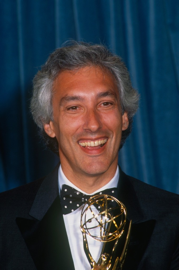 Steven Bochco in 1989. George Rose/Getty Images