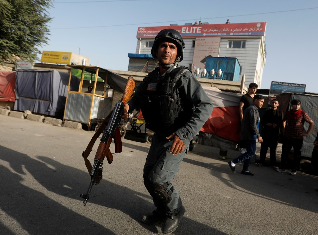 Death toll in suicide attack on Afghan students revised down to 34