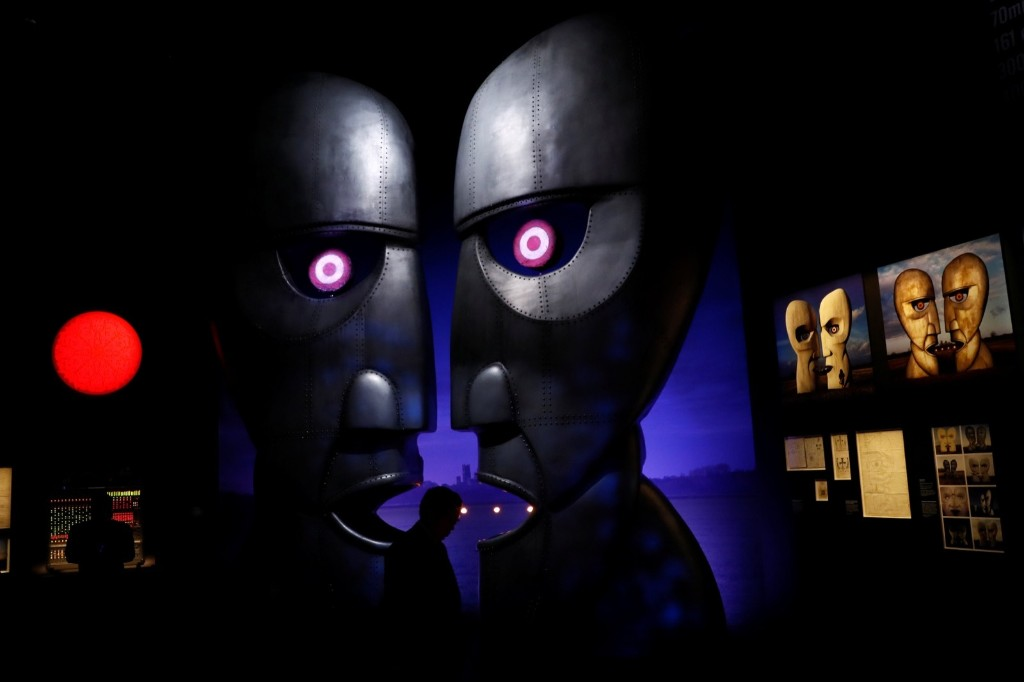 The Pink Floyd Exhibition: 'Their Mortal Remains'. REUTERS/Stefan Wermuth