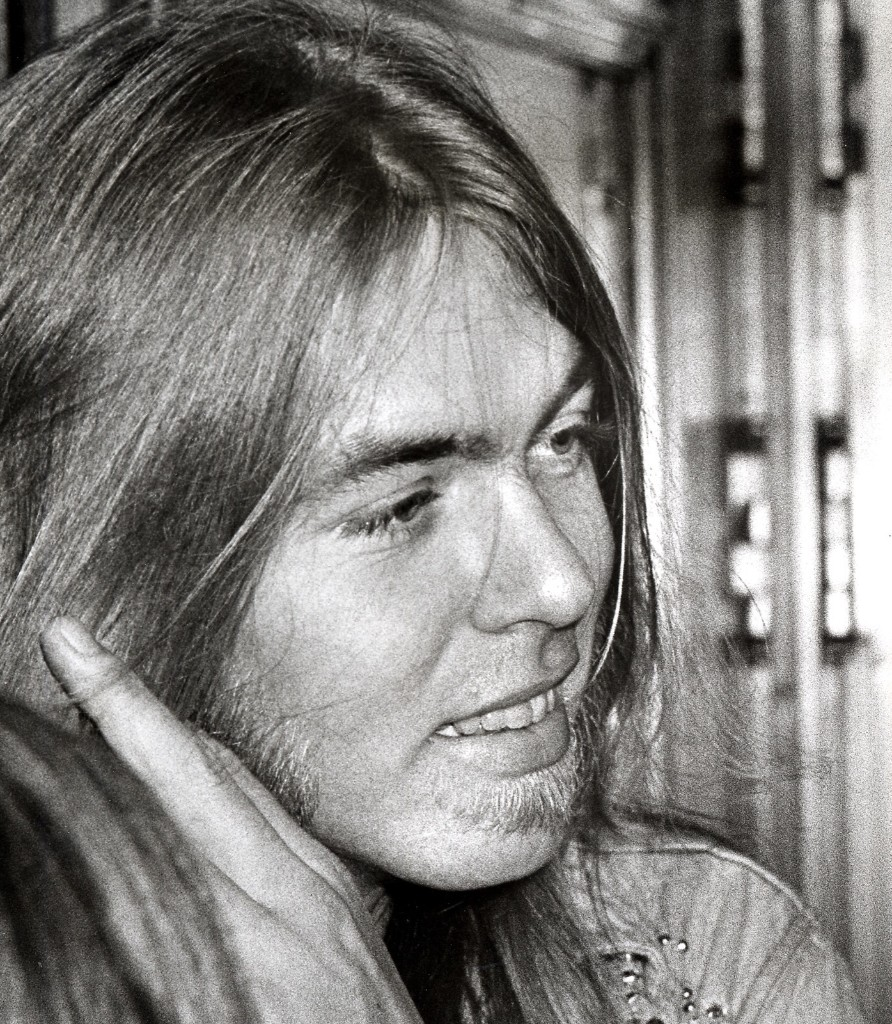 Gregg Allman of The Allman Brothers Band, 1975. Ron Galella/WireImage