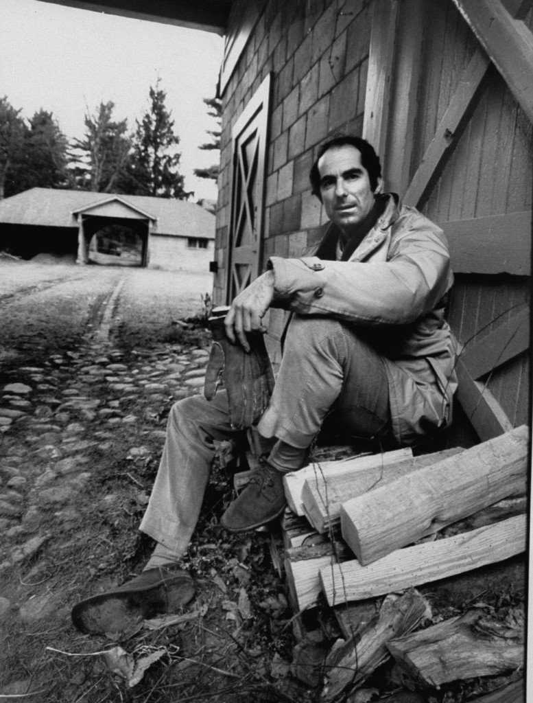 Philip Roth in 1968. Bob Peterson/The LIFE Images Collection/Getty Images