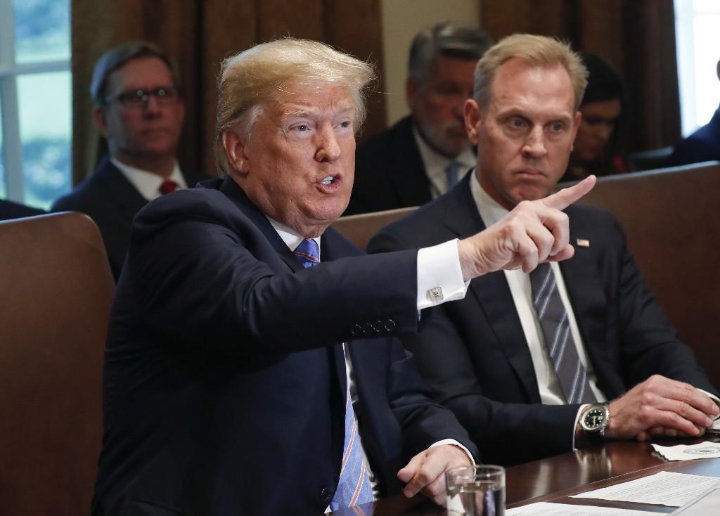 Trump's diagnosis for critics: 'Trump Derangement Syndrome'