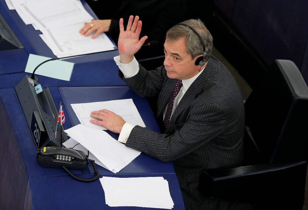 Brexit campaigner Farage says doubts return to politics with new party