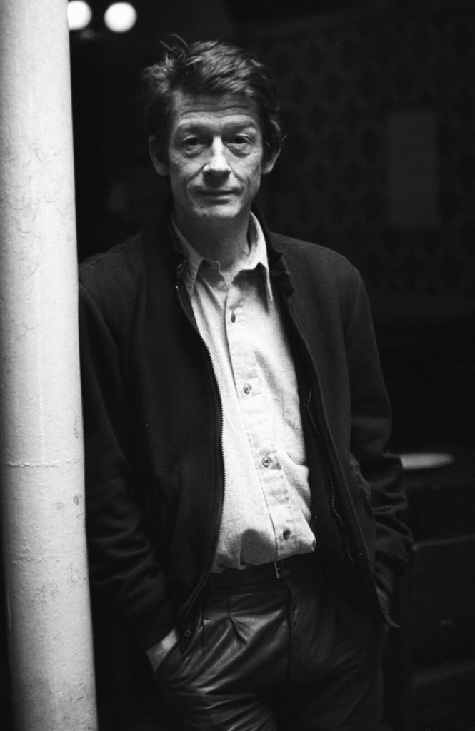 British actor John Hurt, 1985. John Minihan/Express/Getty Images