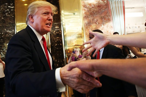 Donald Trump Threatens Third-Party Candidacy