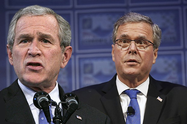 Jeb's voodoo math: 2016 hopeful promises to wreck the budget — just like his brother did