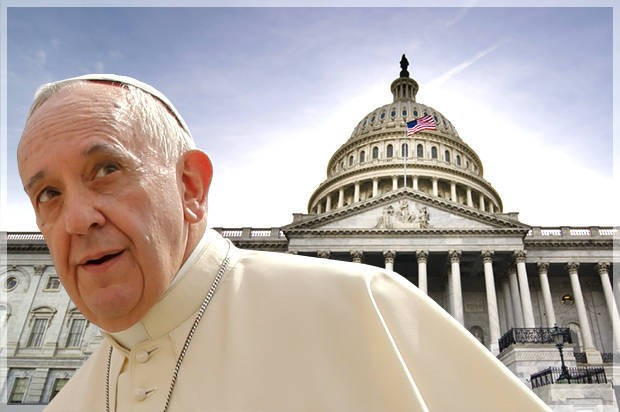 Pope Francis goes to Washington: Why congressional GOPers are about to get a papal smackdown