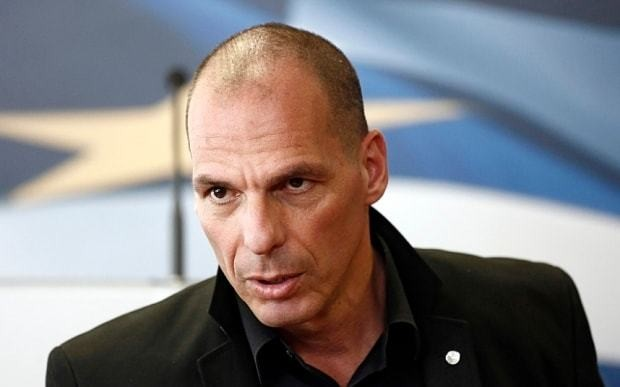 Varoufakis reveals cloak and dagger 'Plan B' for Greece, awaits treason charges