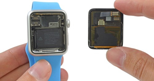 Component & manufacturing cost of 38mm Apple Watch Sport is less than $84 – IHS teardown analysis