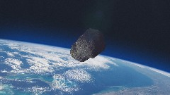 Discover nasa earth asteroid